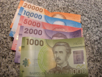 Chilean Money